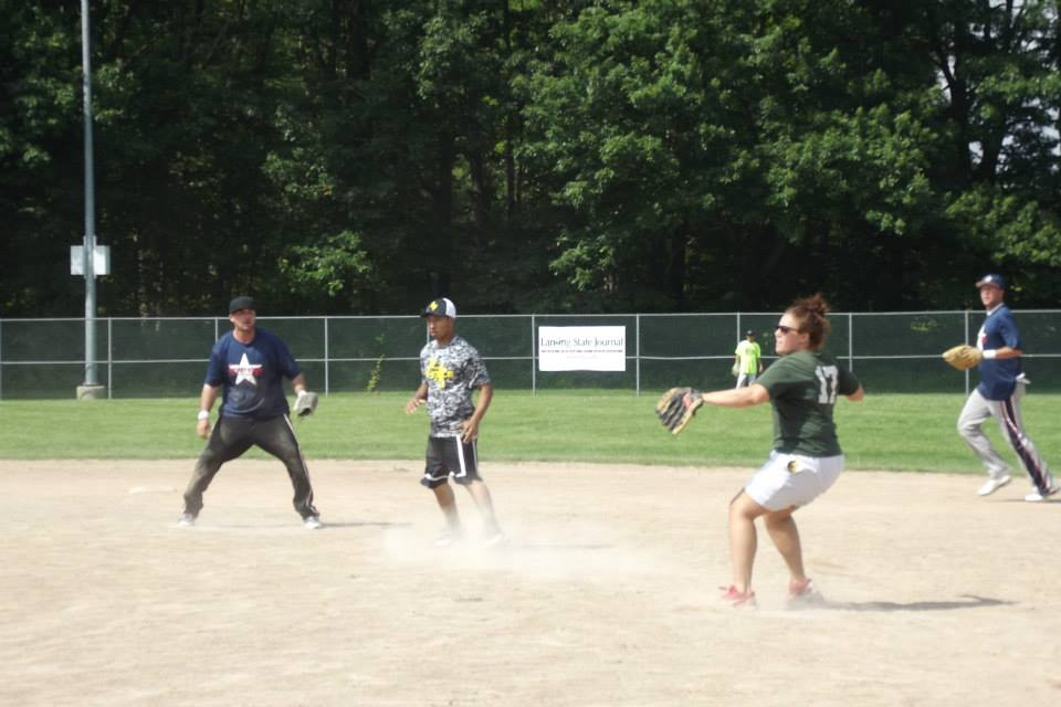 Five Teams Separated By One Game In Latin Coed Softball