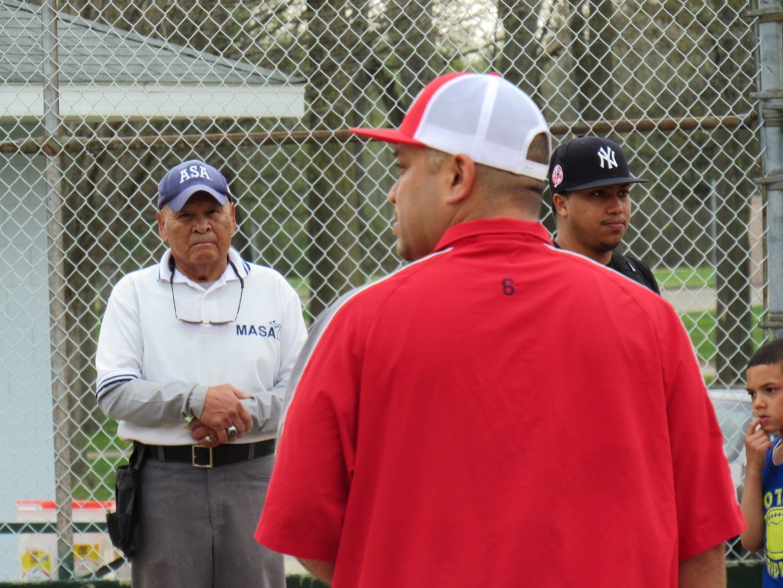 Opening Day Latin American Coed Softball League 2018