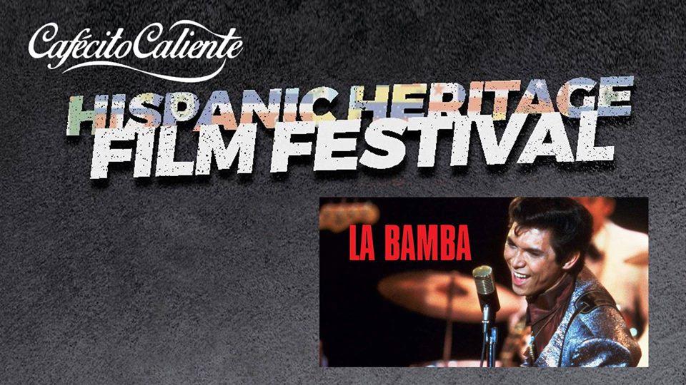 La Bamba Is Up Next In the Hispanic Heritage Film Festival At Celebration Cinema!